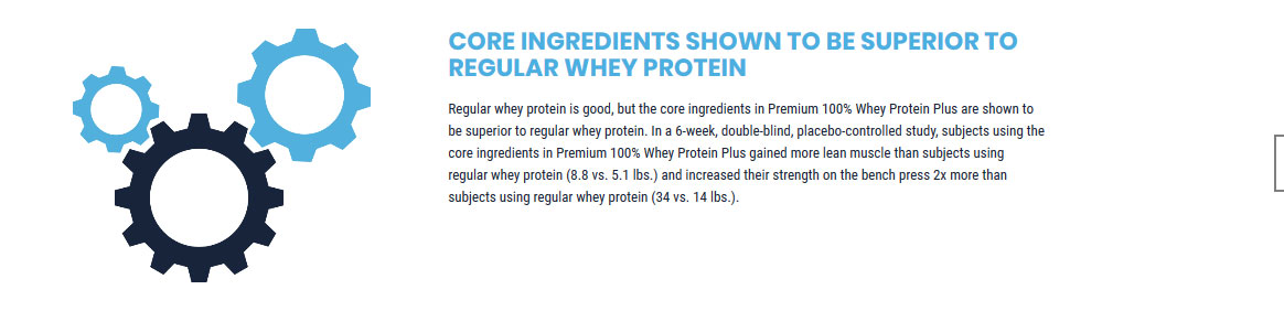 MUSCLETECH PREMIUM 100% WHEY PROTEIN PLUS, TRIPLE CHOCOLATE, 5 LBS 5