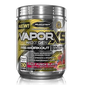 VAPORX5 NEXT GEN - FRUIT PUNCH BLAST - 30 SERVING