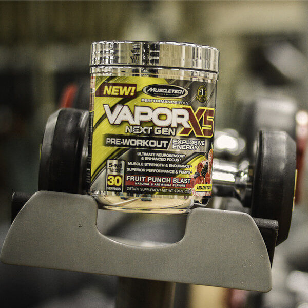 Vapor X5 fruit punch blast