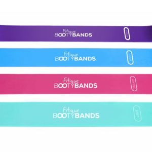 FITIQUE BOOTY BANDS, 4X IN ONE PACK 6