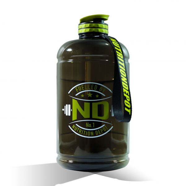 NUTRITION DEPOT WATER BOTTLE, 2.2 L 1