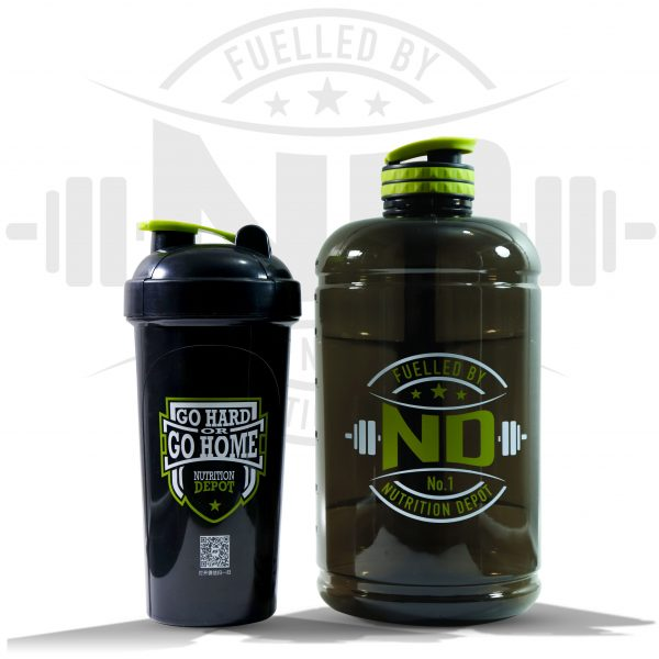 NUTRITION DEPOT WATER BOTTLE, 2.2 L 6