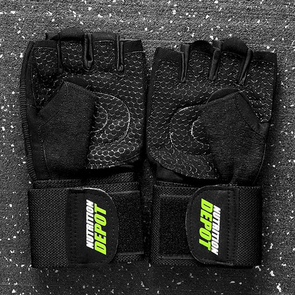 NUTRITION DEPOT GLOVES, MALE 1