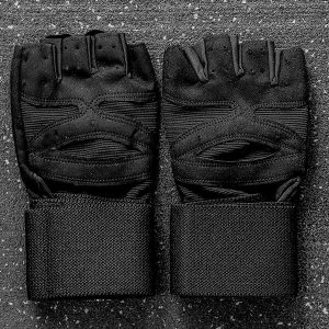 NUTRITION DEPOT GLOVES, MALE 5
