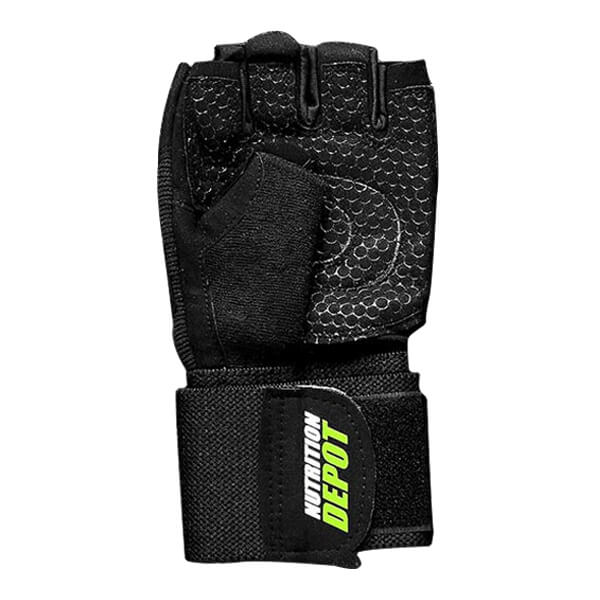 NUTRITION DEPOT GLOVES, MALE