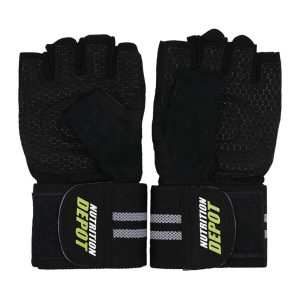 NUTRITION DEPOT GLOVES MALE