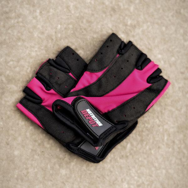 Nutrition Depot Female Hand Gloves