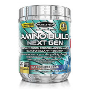 AMINO BUILD NEXT GEN - ICY ROCKET- 30 SERVING