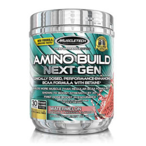 AMINO BUILD NEXT GEN -WATERMELON- 30 SERVING