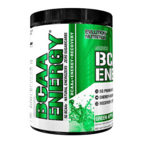 BCAA ENERGY - GREEN APPLE - 30 SERVING