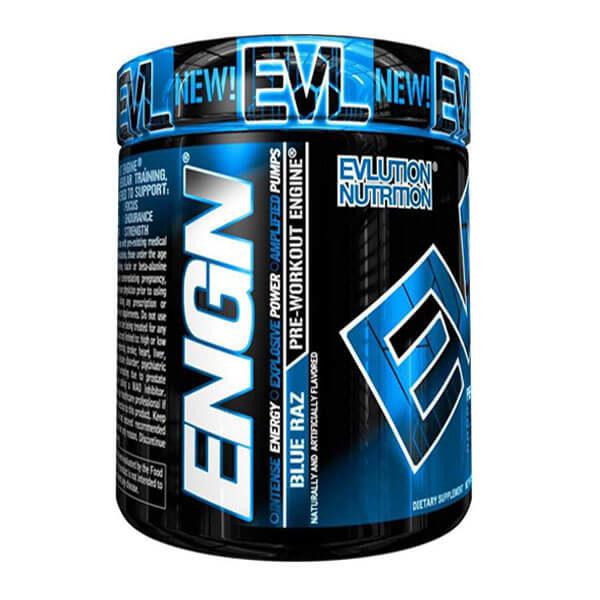 EVL ENGN, BLUE RAZ, 30 SERVING 1