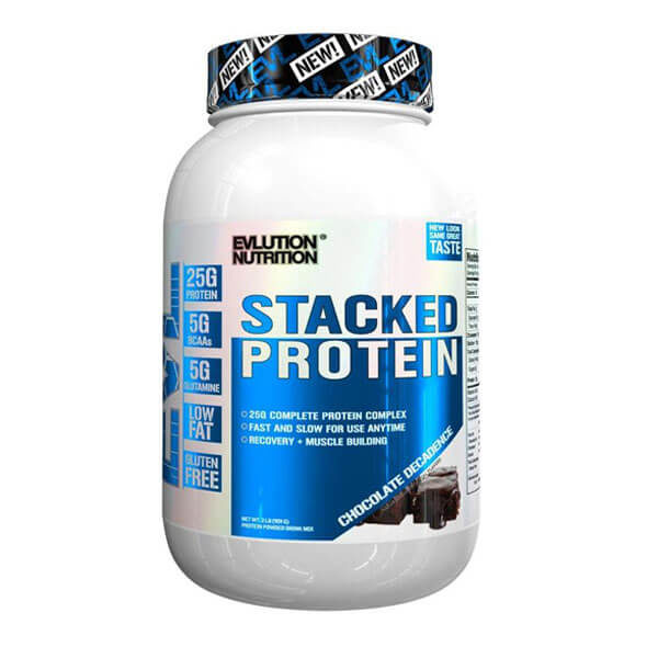 STACKED PROTEIN, CHOCOLATE DECADENCE