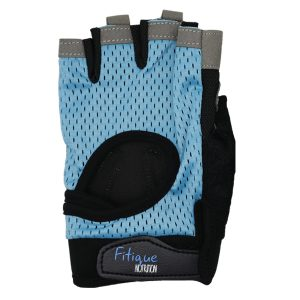 FITIQUE GYM GLOVES, FEMALE