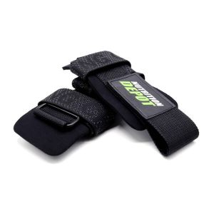 NUTRITION DEPOT POWER LIFTING STRAPS