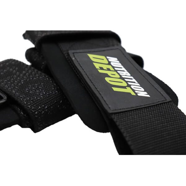 NUTRITION DEPOT POWER LIFTING STRAPS 2