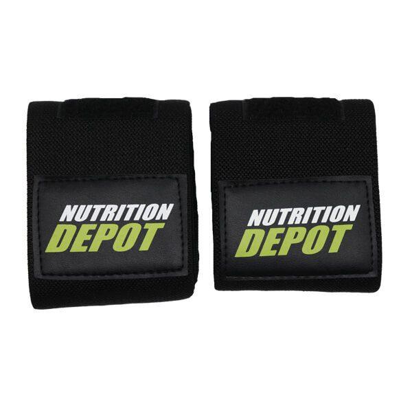 NUTRITION DEPOT WRIST WRAPS