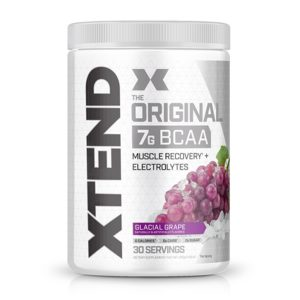 XTEND BCAA, GRAPE ESCAPE, 30 SERVING
