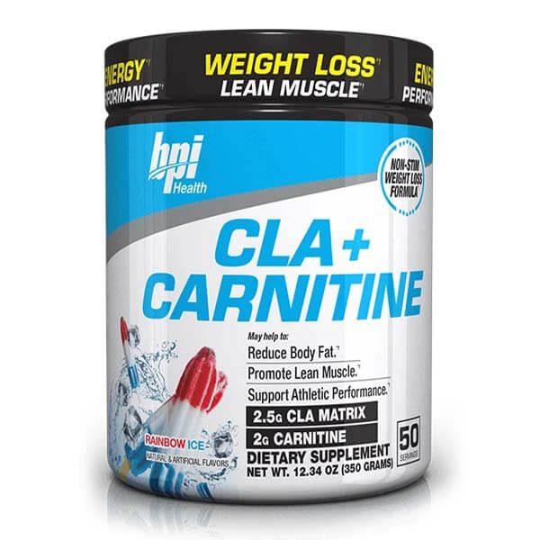 BPI CLA + CARNITINE, RAINBOW ICE