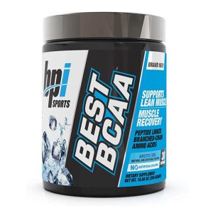 BPI BEST BCAA, ARCTIC ICE, 30 SERVING