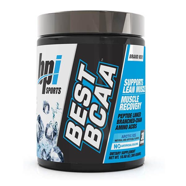 BEST BCAA, COLOUR ARCTIC ICE - 30 SERVING