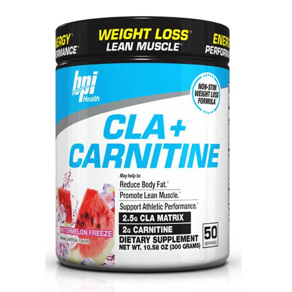 BPI CLA + CARNITINE, WATERMELON FREEZE
