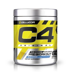 CELLUCOR, C4 BLUE RASPBERRY, 60 SERVING
