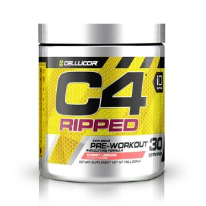 CELLUCOR, C4 RIPPED CHERRY LIMEADE, 30 SERVING