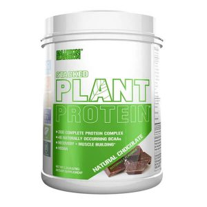 EVL STACKED PLANT PROTEIN, NATURAL CHOCOLATE, 1.5 LBD