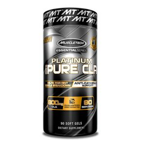 MUSCLETECH PLATINUM 100% CLA, 90 SERVINGS