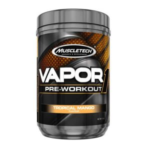 MUSCLETECH VAPOR ONE, TROPICAL MANGO, 20 SERVINGS