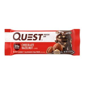 QUEST BAR, CHOCOLATE HAZELNUT
