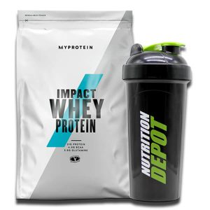 YP IMPACT WHEY 1 KG + ND CLASSIC SHAKER