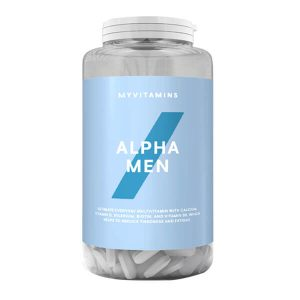 MYPROTEIN ALPHA MEN MULTIVITAMIN,120 SERVING