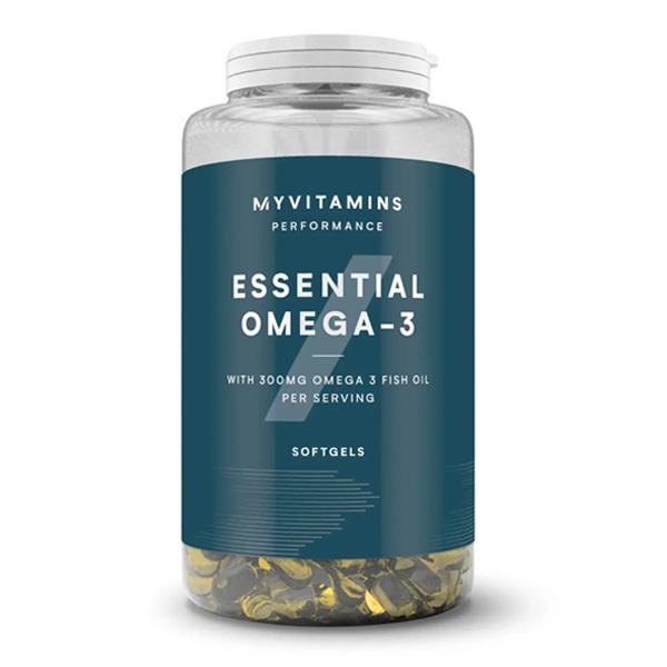 MYPROTEIN ESSENTIAL OMEGA 3, 90 CAPSULES