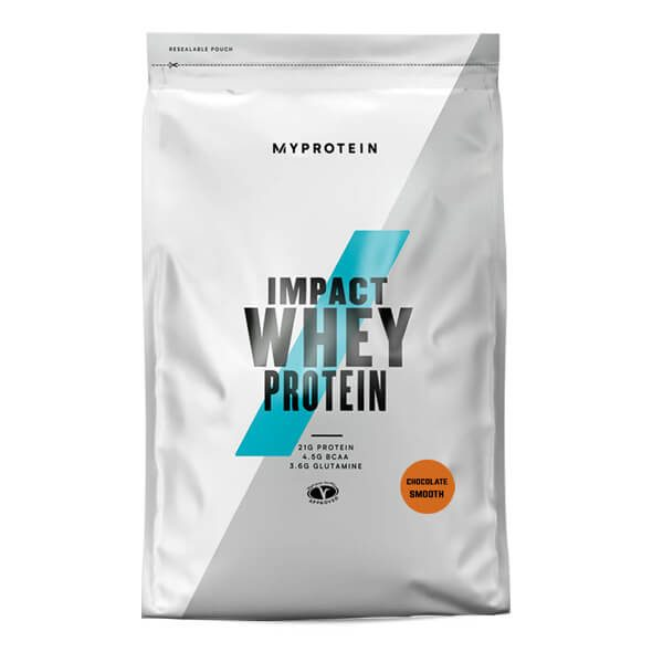 MYPROTEIN IMPACT WHEY PROTEIN, CHOCOLATE, 100 SERVING