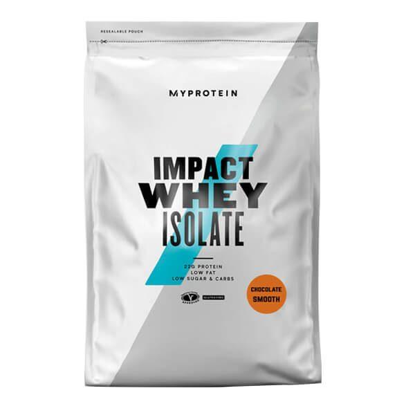 MYPROTEIN IMPACT WHEY PROTEIN ISOLATE, CHOCOLATE, 2.5 KG