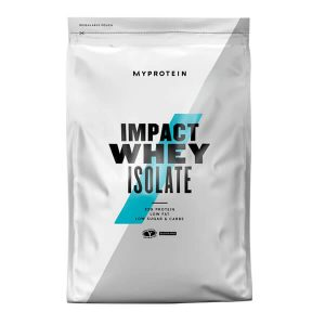 MYPROTEIN IMPACT WHEY PROTEIN ISOLATE, VANILLA, 100 SERVING