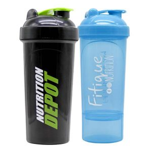 ND CLASSIC SHAKER + FITIQUE SHAKER
