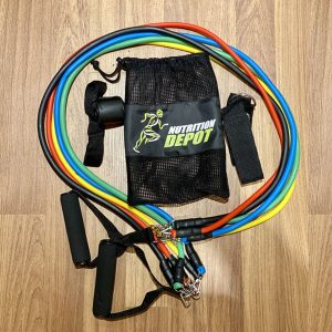 ND RESISTANCE BANDS 9