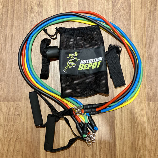 ND RESISTANCE BANDS 5