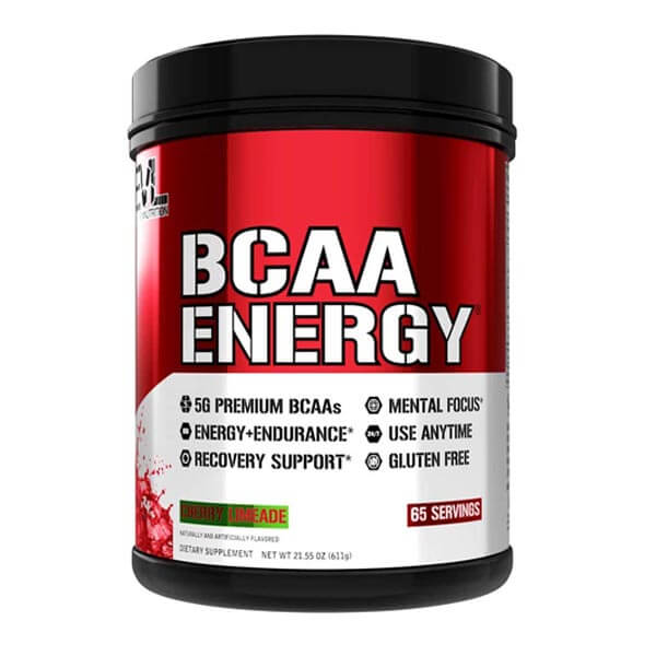 EVL BCAA ENERGY, CHERRY LIMEADE, 65 SERVING