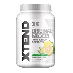 XTEND ORIGINAL BCAA, LEMON LIME SQUEEZE , 90 SERVING