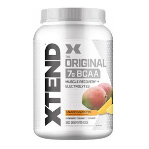 XTEND BCAA, MANGO MADNESS, 90 SERVING