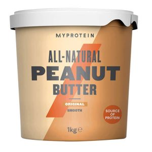 MYPROTEIN ALL NATURAL PEANUT BUTTER, SMOOTH (1)