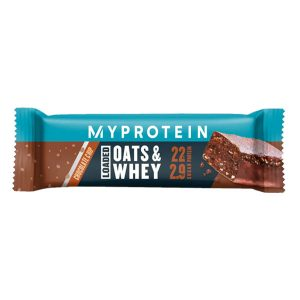 MYPROTEIN OATS & WHEY PROTEIN BAR, CHOCOLATE CHIP P1