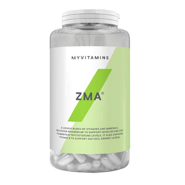MYPROTEIN ZMA VITAMIN CAPSULES, 90 CAPSULES