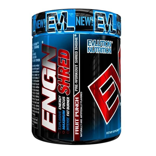 EVL ENGN SHREAD, FRUIT PUNCH, 30 SERVING