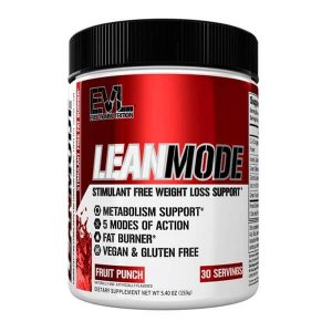 EVL LEANMODE, FRUIT PUNCH, 30 SERVING
