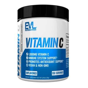 EVL VITAMIN C, 150 SERVING