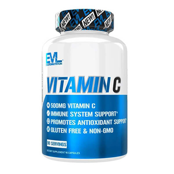 EVL VITAMIN C, 90 SERVING